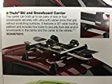 Genuine Subaru SOA567S010 Ski and Snowboard Carrier