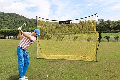 Top 10 Best Golf Nets For Backyard Driving 10x10x10 - Best ...