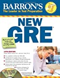 Barron's New GRE, Sharon Weiner Green and Ira K. Wolf, 1438070780