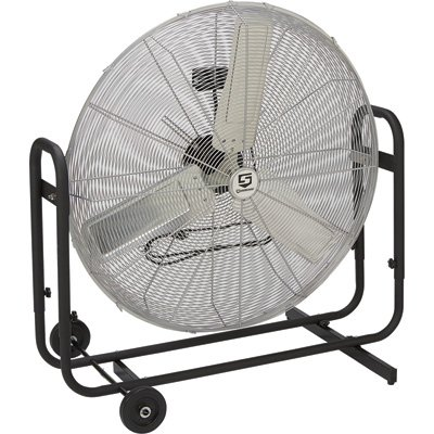 Strongway Commercial Circulator Fan - 36in., 12,000 CFM