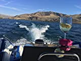 SunChaser Outdoor Wine Glass Holders Gift Pack of 4