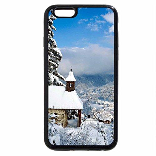 iPhone 6S / iPhone 6 Case (Black) bad gastein winter resort in austria