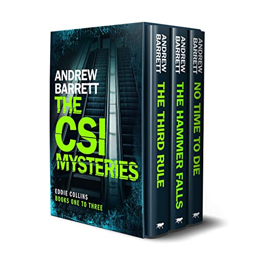 The CSI Mysteries: Eddie Collins books 1 - 3