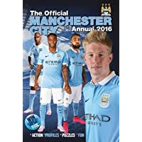 Manchester City 2016 Official Annual