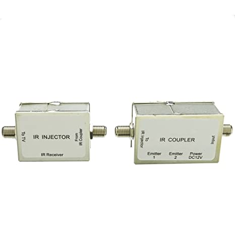 Amazon.com: CableWholesale del IR over Cable coaxial Kit ...