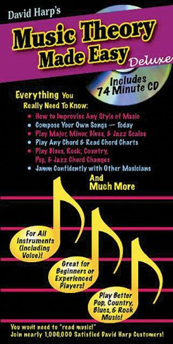 Read Online Music Theory Made Easy: Deluxe Edition PDF