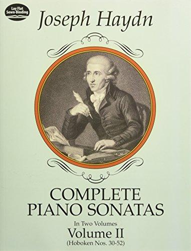 (Complete Piano Sonatas, Vol. 2: Hoboken Nos.)