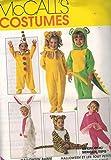 7853 McCalls Sewing Pattern Uncut Girls Boys Child