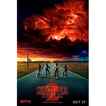 Stranger Things Poster (2017) Season Two 2 II 24x36 inches
