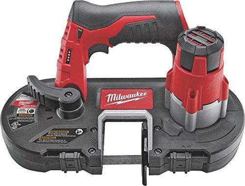 New Milwaukee 2429-21xc M12 12 Volt Deep Cut Cordless Portable Band Saw Kit ()