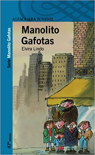 Amazon.com: Manolito Gafotas (Spanish Edition) (9788420464534): Elvira Lindo: Books