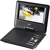 Supersonic SC177DVD 7-Inch Portable DVD Player
