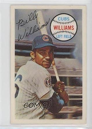Amazoncom Billy Williams Baseball Card 1970 Kelloggs 3 D Super