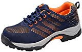 Best Safety Shoes - Optimal Product Men's Safety Shoes Work Shoes Comp Review