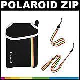 Polaroid KIT INICIAL Deluxe para la Impresora Móvil Instantánea Polaroid Zip. Gran paquete complementario