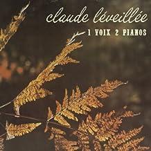 1 Voix 2 Pianos