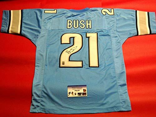 Autographed Reggie Bush Jersey - Gtsm - GTSM Certified - Autographed NFL ()