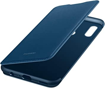 HUAWEI P Smart Plus 2019 - Funda Wallet, Azul: Amazon.es ...