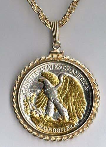 Amazon.com: Old U.S. Walking Liberty (Eagle) half dollar
