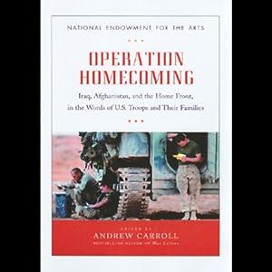 Operation Homecoming Audiobook