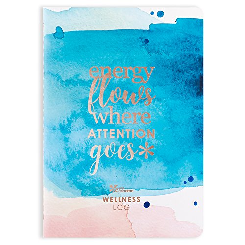 Erin Condren Designer Petite Planner - Wellness Log/Wellness Planner