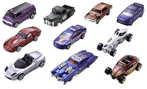 hot wheels 10 car pack - 3