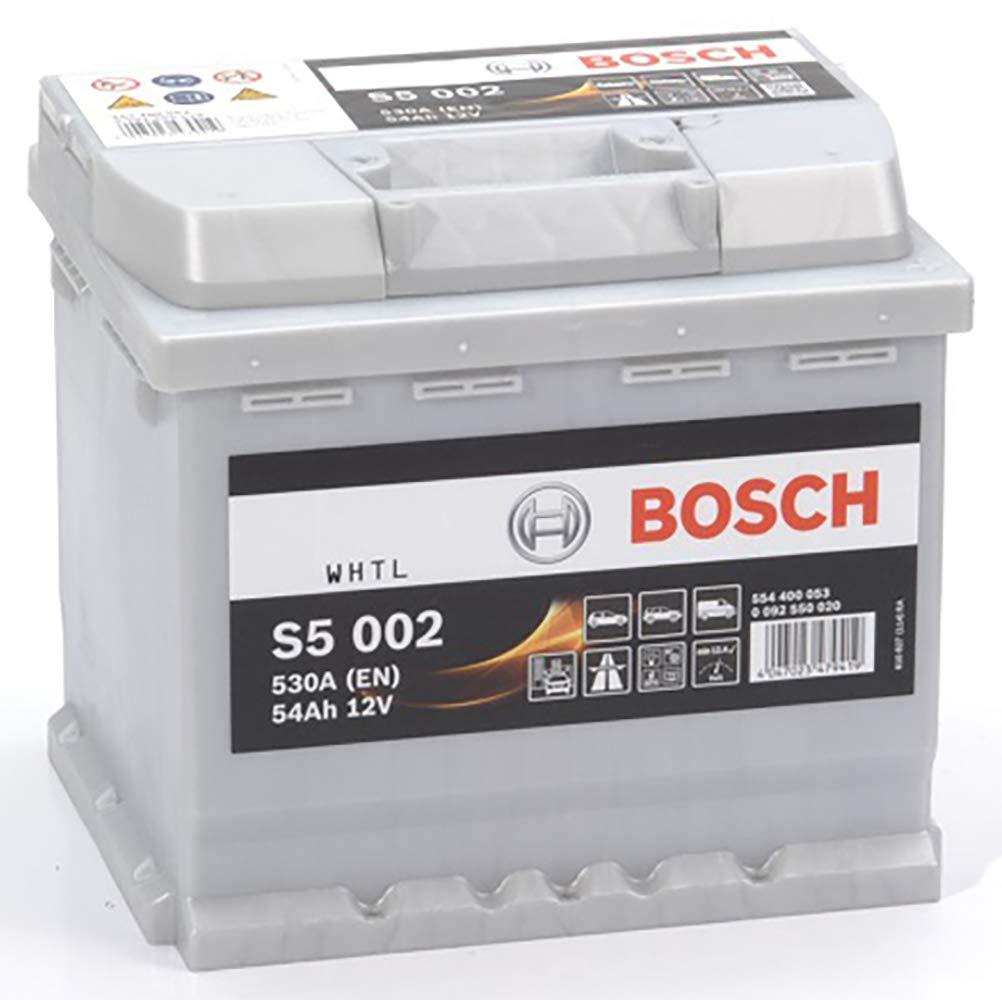 Bosch S5002 Batterie de Voiture 54A/h-530A 0092S50020