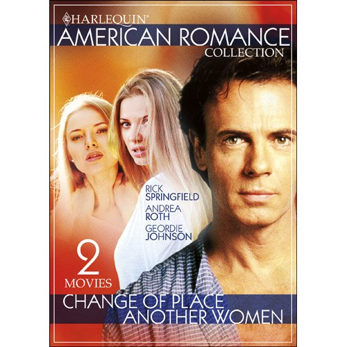Harlequin American Romance Collection: Change of Place / Another - Man And Springfield Woman
