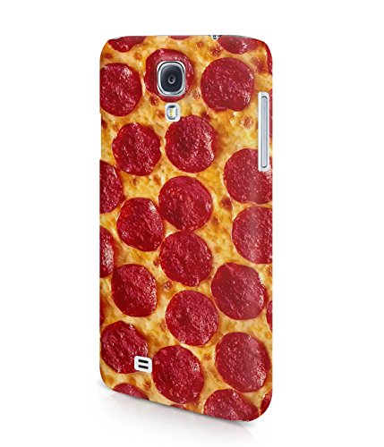 Pepperoni Pizza Lover Plastic Snap-On Case Cover Shell For Samsung Galaxy S4