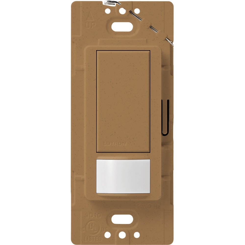 no neutral required Turquoise MS-OPS5M-TQ 600 Watts Single-Pole//Multi Location Lutron Maestro Motion Sensor switch