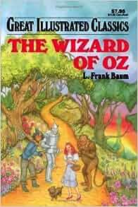 Frank l baum wizard of oz books