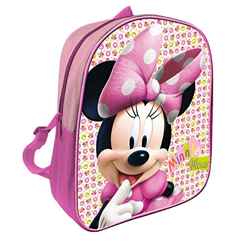 Disney Minnie Mouse Rucksack Kindergarten 28x20x10cm