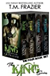 KING SERIES BUNDLE: The Four Book Set