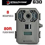 Covert Trail Camera, Stealth Cam G30 8mp Game Hunting Trail Camera Wireless