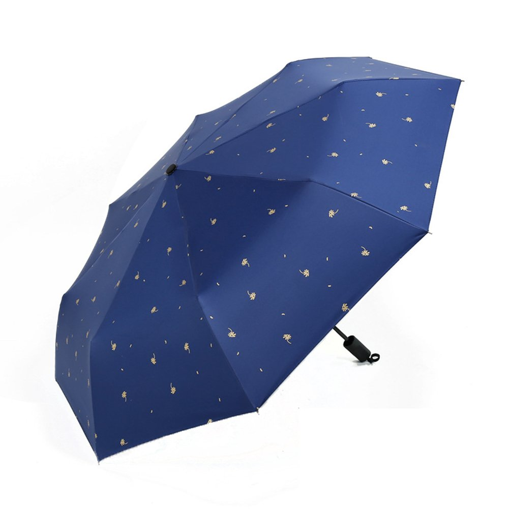 Amazon.com : Connoworld Fashion Portable Travel Sun Rain Umbrella, Summer Anti-UV Folding Compact Pocket Umbrella : Sports & Outdoors