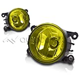 yellow fog lights frs - 12-15 Scion FRS Replacement Fog Lamps (Yellow)