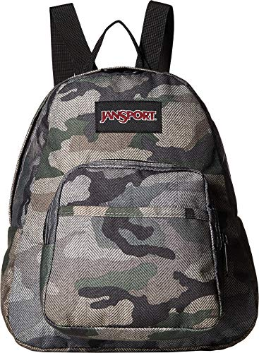 - JanSport Unisex Half Pint FX Camo Ombre One Size