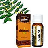 Neem Oil from Niradhi Herbals : Best Therapeutic Grade Essential Oil-30 ml/1 FL OZ High Azadirachtin content - For Skin Care, Hair Care, Indoor and Outdoor Plant Spray - Plant Care, Pet care