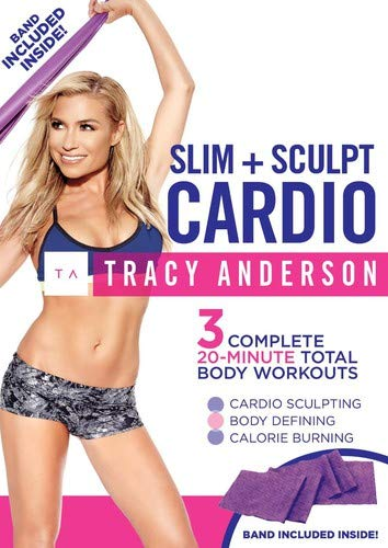(Tracy Anderson: Slim + Sculpt Cardio w/Band)