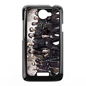 The Expendables HTC One X Cell Phone Case Black GYK4K550