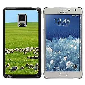 """For Samsung Galaxy Mega 5.8 , S-type De China Prairie"""" - Arte & diseño plástico duro Fundas Cover Cubre Hard Case Cover"""