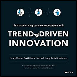 Trend driven innovation beat accelerating customer expectations trend driven innovation beat accelerating customer expectations livros na amazon brasil 9781119076315 fandeluxe Image collections