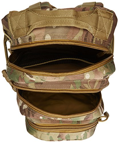 f13cb3088568 Mil-Tec Military Army Patrol Molle Assault Pack Tactical - Import It All