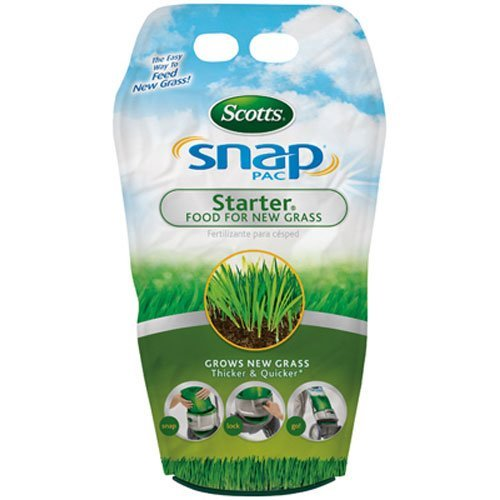 Scotts Snap System - Snap Pack - Lawn - Scotts Starter Fertilizer