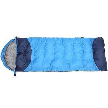 ZKDY Saco De Dormir Tipo sobre para Acampar Al Aire Libre ...