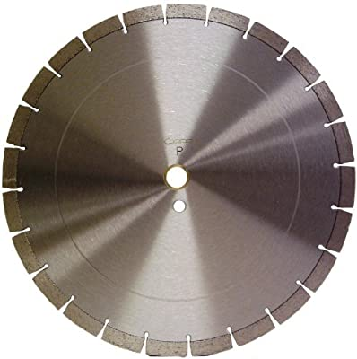 "12-inch Dry or Wet Cutting Segmented Saw Blade for Concrete and Brick/ 1"" Arbor"