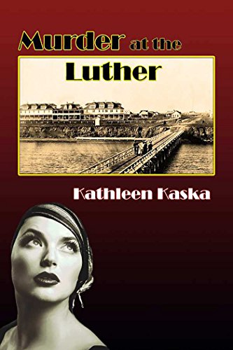 Murder at the Luther by [Kaska, Kathleen]