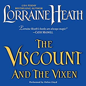 The Viscount and the Vixen Audiobook