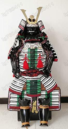 Traje De Armadura Japonés Usable Rsstung Samurai Hierro Seda ...
