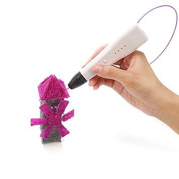 BALALALA Pluma De ImpresióN 3D Doodle Creativo Impresora 3D ...